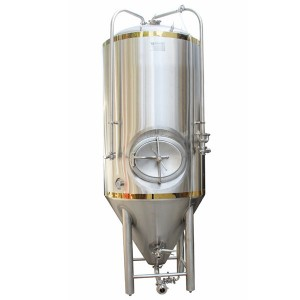 Factory Free sample Used Brewery Equipment - Fermenter – Obeer