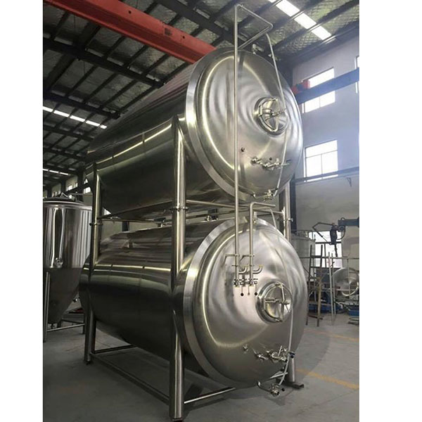China Cheap price All Grain Brewing Equipment - Horizontal Bright Beer Tank – Obeer
