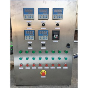 Factory making Stainless Steel Pressure Vessel – Manual Control System – Obeer