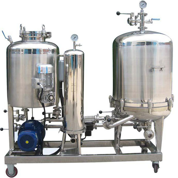 Manufactur standard Nano Brewery 50l Microbrewery Equipment - Accessories and Auxiliary Machines – Obeer