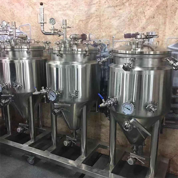Chinese wholesale Micro Brewery Equipment - 100L (1bbl)brew system for beer Pub&Bar&Restaurant – Obeer