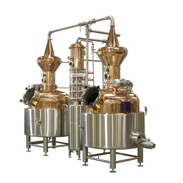 Professional China Copper Distillery - Distillation Equipment – Obeer