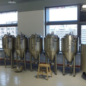 Europe style for 1000 Liter Brewery - 2bbl brew system for beer Pub&Bar&Restaurant – Obeer