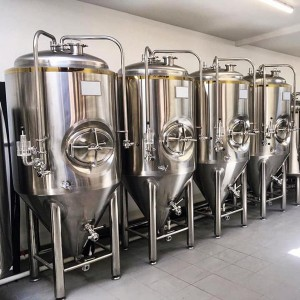 Hot sale Factory Used Micro Brewing Equipment - 500l brewery system for beer Pub&Bar&Restaurant – Obeer