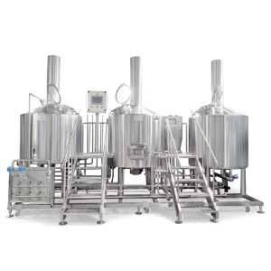 Top Quality Stainless Steel Beer Fermenter - Micro Brewery – Obeer