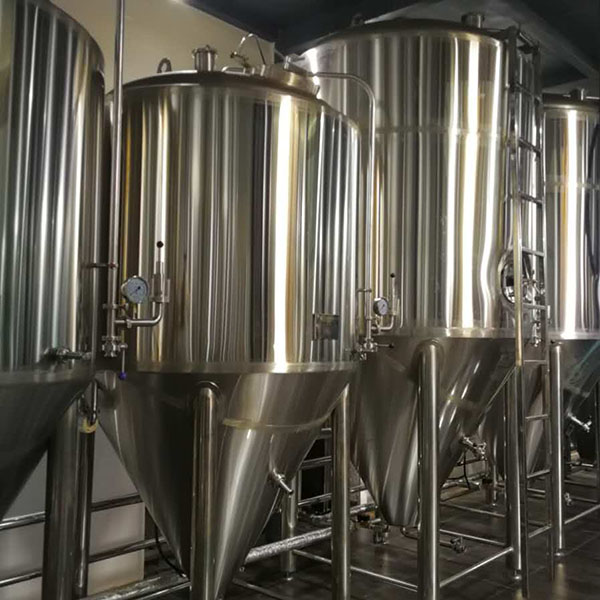 professional factory for Beer Factory Machine - 8000L conical fermenter – Obeer