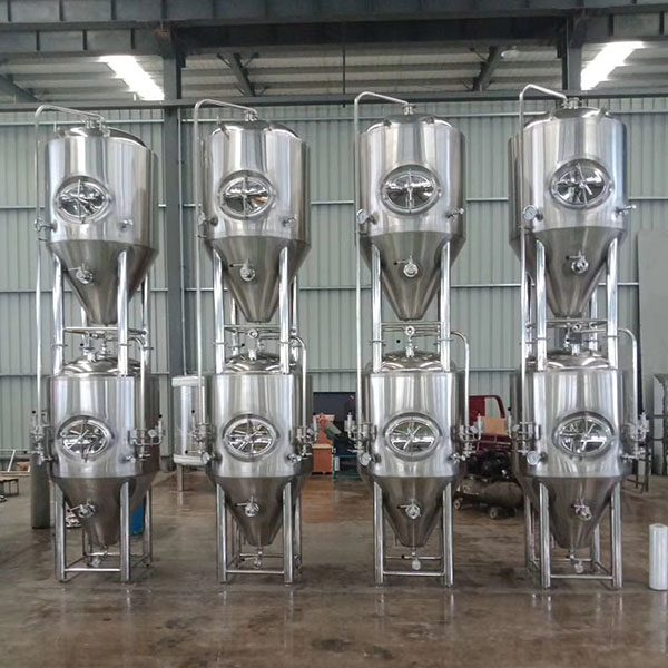 Manufacturer of Used Mash Tun For Sale - 300L Stacked Fermenter – Obeer