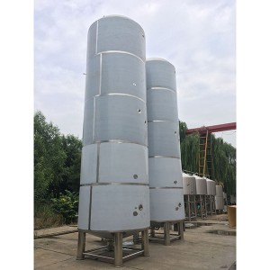 Factory making Brewing Equipment - 20000L Vertical Bright Beer Tank – Obeer