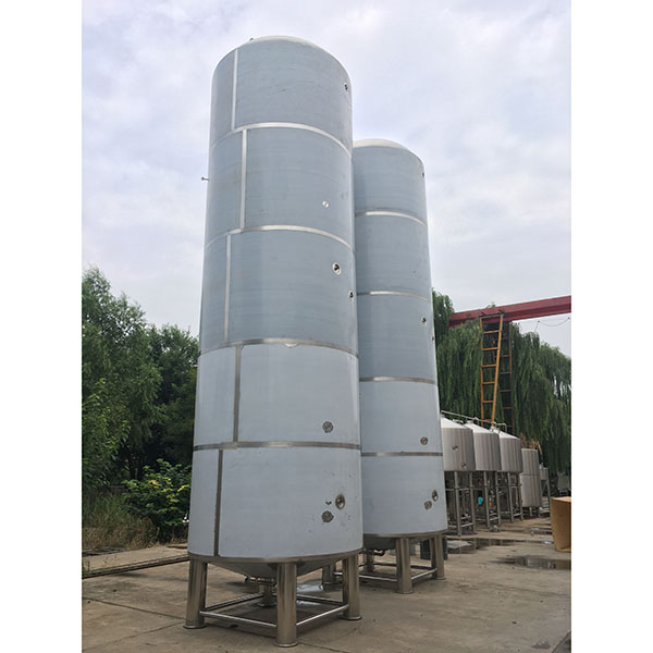 professional factory for Beer Factory Machine - 20000L Vertical Bright Beer Tank – Obeer