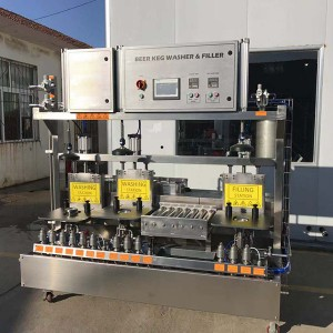 Competitive Price for Beer Machine - Keg washer and filler – Obeer