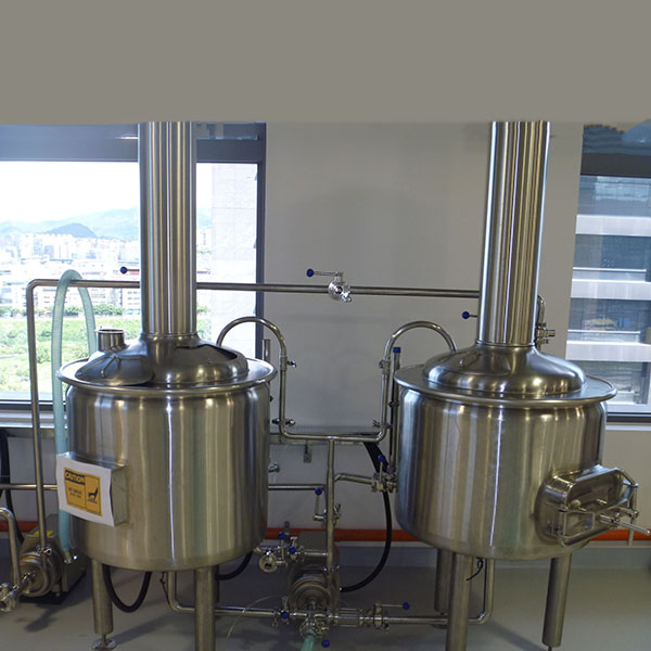 Massive Selection for 100l Conical Fermenter - 2bbl brew system for beer Pub&Bar&Restaurant – Obeer detail pictures