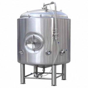 Renewable Design for Home Brew 250 Gallon Conical Fermenter - Bright Beer System – Obeer
