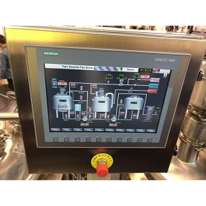 China wholesale Micro Brewing - Brewery Semi-Automatic Control System – Obeer