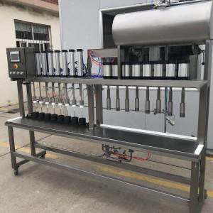 Wholesale Dealers of 500l Brewery Equipment - Bottle filling machine – Obeer