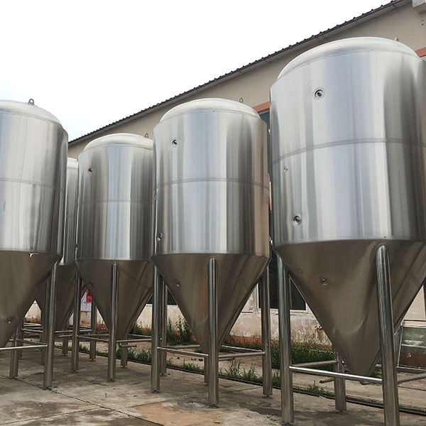 PriceList for Brewery - 5000L conical fermentation tank – Obeer