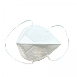 High-quality kn95 face mask Head-mounted KN95 respirator breathing mask