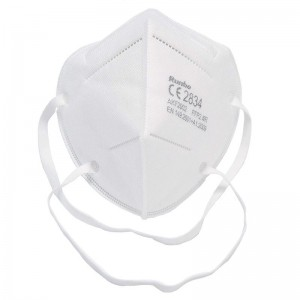 2020 4-layer High-quality  FFP2  Anti- air  Pollution Mask Filter Anti-dust Face  Mask