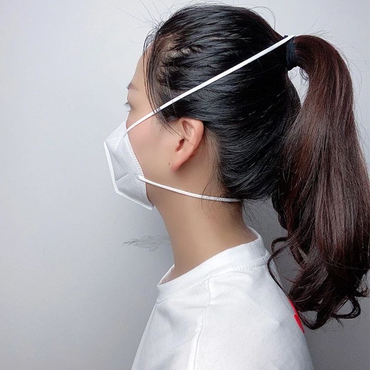 High-quality kn95 face mask Head-mounted KN95 respirator breathing mask (1)