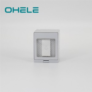 Wholesale Price China Wireless Power Outlet - 1 Gang Bell Push Switch – Ohom