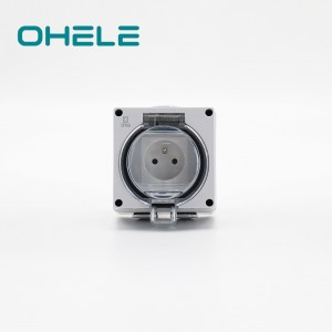 China Cheap price Electric Stove Outlet - 1 Gang French Socket – Ohom