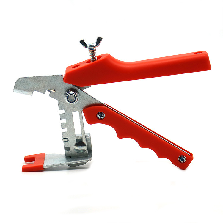 Wall Floor tile leveling system clips wedges and Traction-adjustable Tile Leveling System Pliers Featured Image