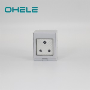 Discount Price Outside Electrical Outlet - 1 Gang South Africa Socket – Ohom