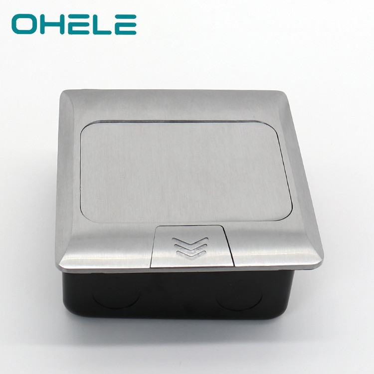 PriceList for Floor Tile Wedges - 2 Gang UK Socket Aluminum alloy – Ohom
