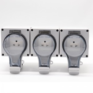 Factory For British Electrical Plug - 3 Gang US Socket – Ohom