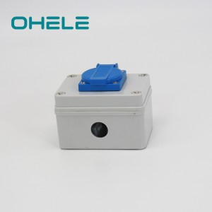 PriceList for 12 Volt Waterproof Foot Switch - 1 Gang UK Socket – Ohom