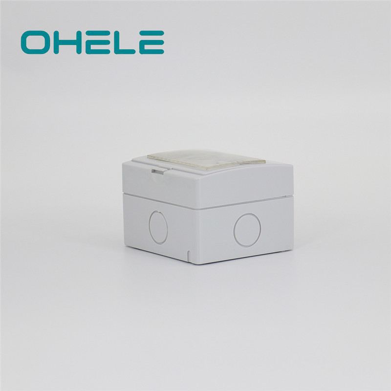 Reasonable price for Push Button Timer Switch - 1 Gang Switch + 1 Gang German(EU) Socket – Ohom
