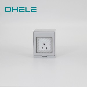 Manufacturing Companies for Waterproof Switch 240v - 1 Gang US Socket – Ohom