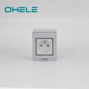 2020 Latest Design Industrial Power Socket - 1 Gang French Socket – Ohom