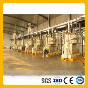 Big Discount Multi Seed Oil Extraction Machine - Vegetable Oilseed Pressing Line – Huipin