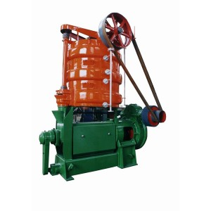 Popular Commercial Oilseed Crushing Machinery Oil Expeller Press Machine