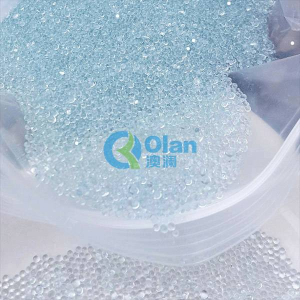 2020 High quality Glass Bead Blasting Media Suppliers - Grinding Glass Beads 4.0-5.0mm – OLAN