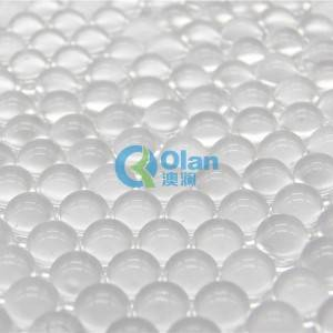 Grinding Glass Beads 3.5-4.0mm