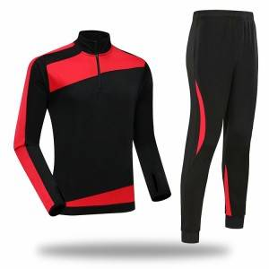 Workout custom sportswear gym blank sweatsuits for mens wholesale tracksuit