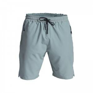 OEM Shorts Drawstring jogging running men polyester sport shorts pants
