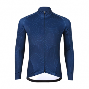 Professional Custom Men's And Women's cycling suit Top Quick Dry Polyester Cycling Jersey