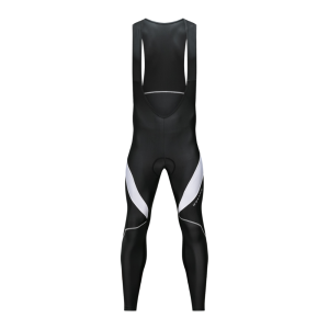 Hot elasticity and absorbent bib cycling pants