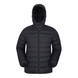 Seasons Men Winter Puffer Jacket Outdoor Padded Coat Jacket