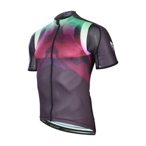 Sublimation print dry fit men cycling wear cycling jersey cycling clothing for men