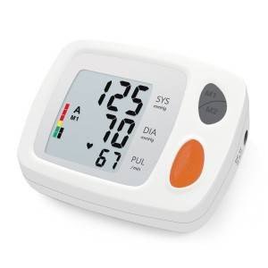 ORT588 Upper arm type blood pressure monitor