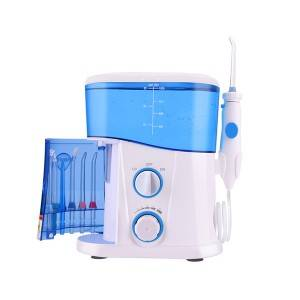 Oral irrigator with CE ISO and FDA