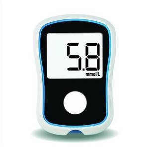 WT02 BLOOD GLUCOSE METER