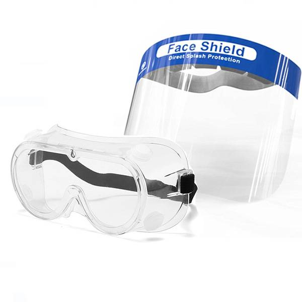 Medical protective safety goggles
