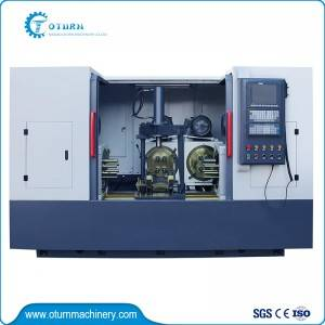 Drilling And Tapping Combined Machine