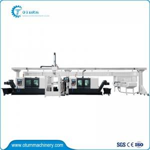 Manufactur standard Cnc Single Column Vertical Turret Lathe - Center Drive lathe For Thin-walled tube – Oturn