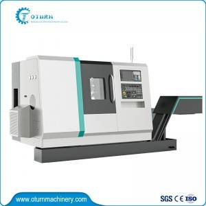 China Supplier Horizontal Machine Centre - Slant Type Lathe – Oturn