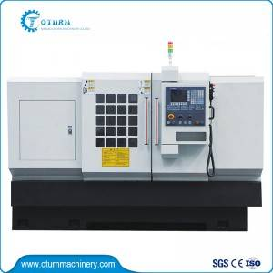 China Cheap price Valves Production Machine - Flat Type Lathe – Oturn